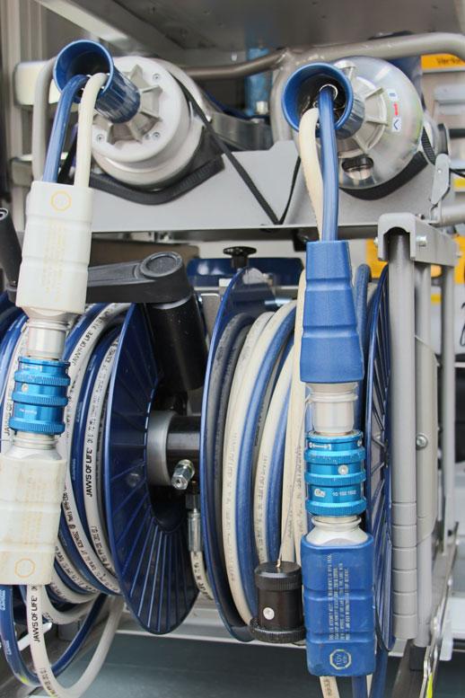 HLF10 Hydraulisches Rettungsgerät