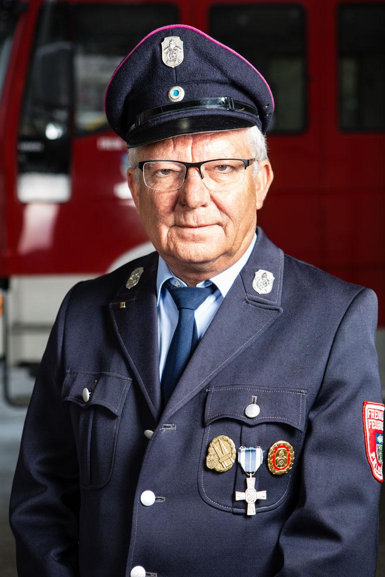 Vorstand Wolfgang Freund