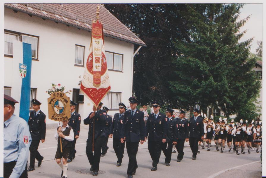 Festumzug zur 125-Jahr-Feier