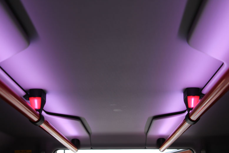 HLF10 Beleuchtung Mannschaftsraum