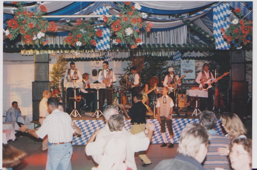 125-Jahr-Feier im Hotel Kaiserin Elisabeth